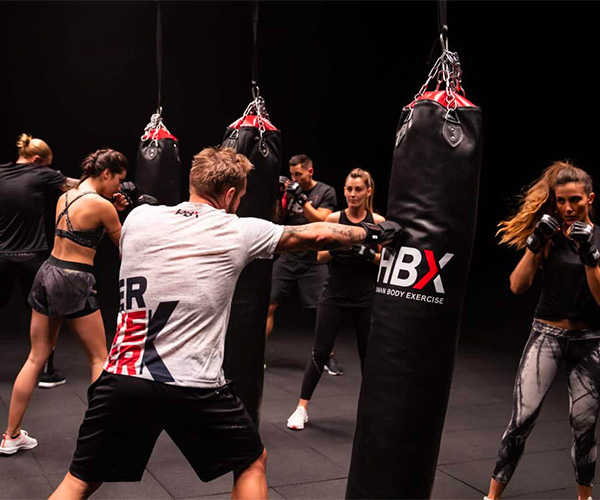 Athletic Fitness Club - Cour HBX boxing montpellier