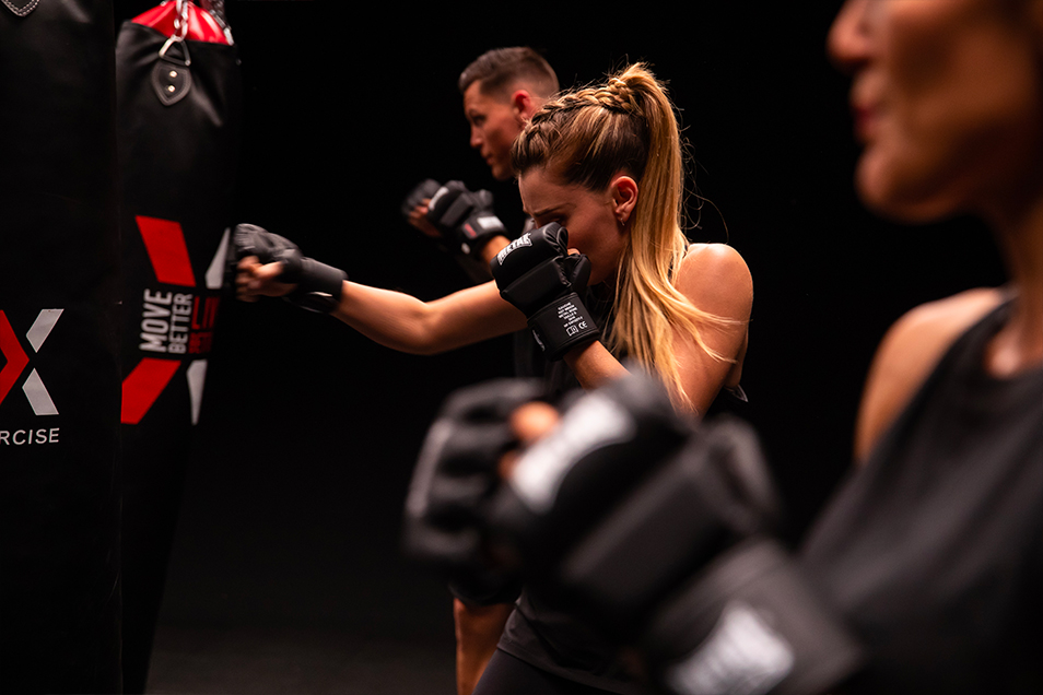 athletic fitness club hbx boxing1