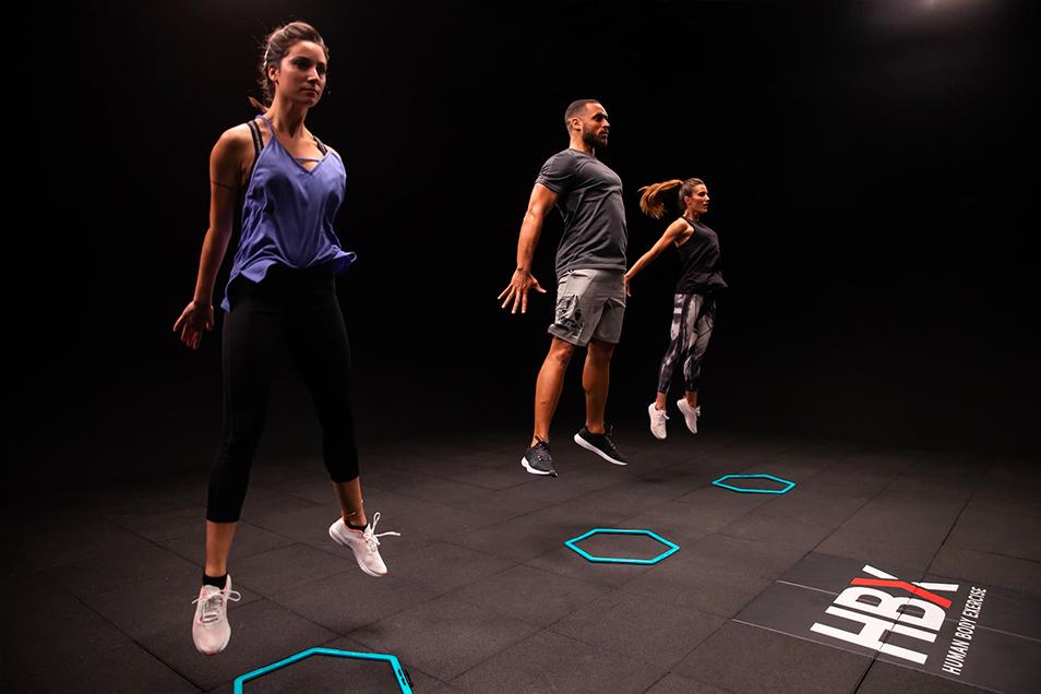 athletic fitness club hbx fusion2