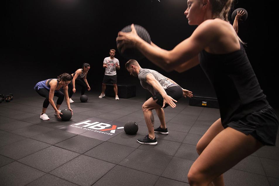 athletic fitness club hbx fusion3