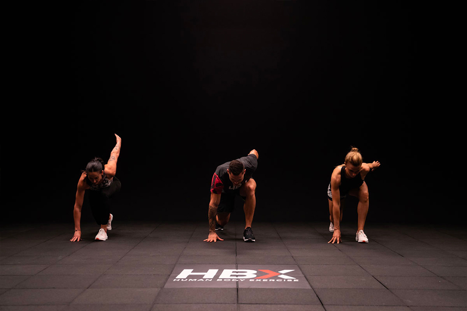 athletic fitness club hbx fusion4