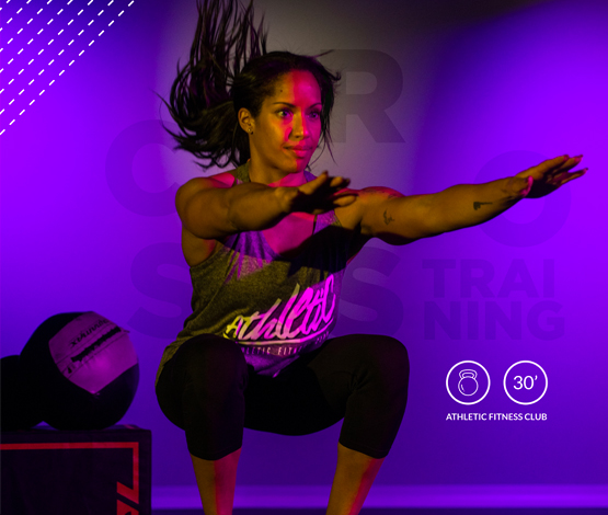 athletic fitness club montpellier cross training