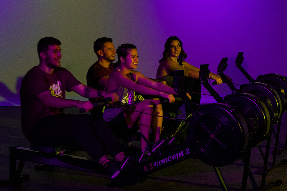 athletic fitness club cardio2